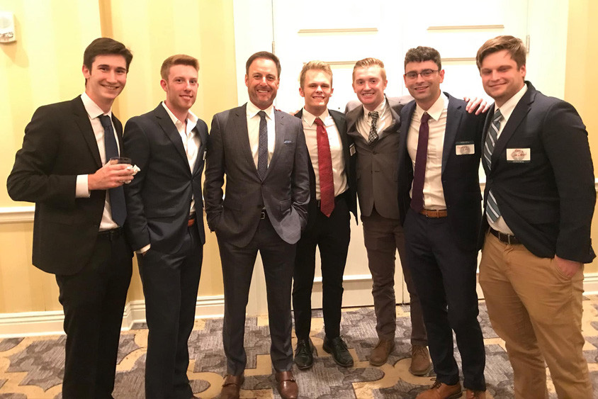 Brothers With Chris Harrison