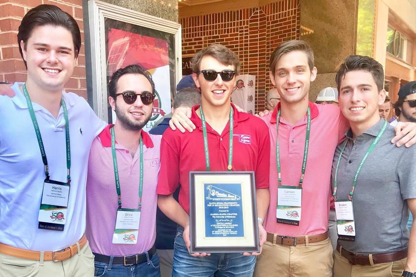 Undergraduates With Awards 2
