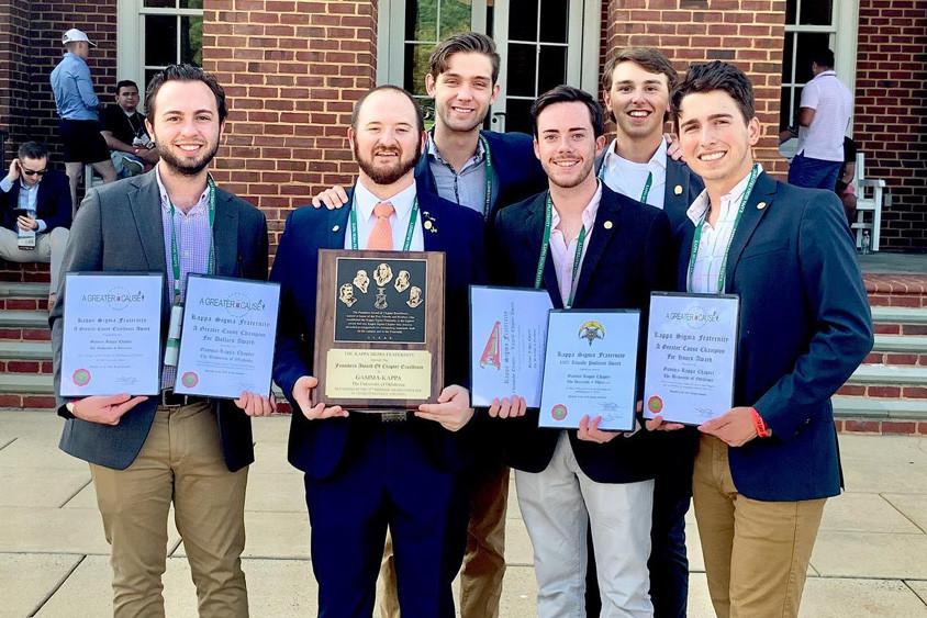 Undergraduates With Awards